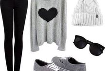 fashion-outfit &shoes