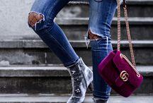 Samt Kleidungsstücke / Samt, Fashion, Mode, TheRubinRose