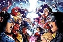 X Men VS avengers