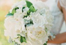 Les fleurs / by Kate Tippett