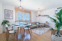 Interiorismo Proyecto Silvitic / Decoración Nórdica, Nordic Inspiratión, salón, livingroom, Diseño de Interiores.