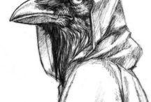 ворона