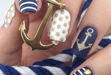 Nyári és tengerész minták