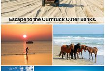 Currituck Outer Banks Spring / Off-season savings and activities to enjoy during Spring on the Currituck Outer Banks, NC. From wine tasting and shopping to discovering amazing beaches, the Currituck Outer Banks is perfect for spring break, Easter, family reunions, weekend getaways and spontaneous road trips.