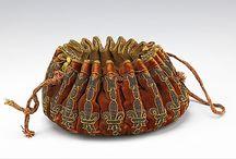 Старинные сумочки