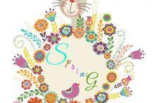 Spring Decor/Activities