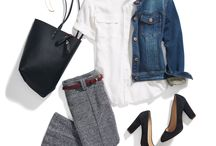 Stitch Fix Style / Suggestions for my stylist.