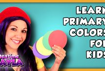 Learn Colors for Kids and Children