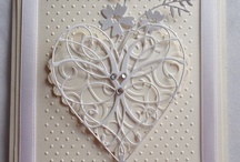 Hand Crafted Cards / Lovely hand crafted cards / by Wendy Perkins