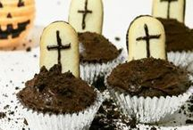 Holiday Inspiration: Halloween Recipes / Enjoy Halloween with these fun recipes and party ideas!