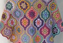 Crochet Shawls, Wraps, Scarves