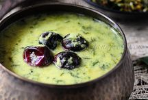 Methi yoghurt curry