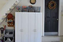 Garage Solutions / by Rissa Huntley