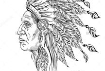 Native American / Inspiration for a project