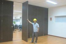 folding doors / make folding doris for room partision