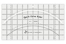 Quick Curve Ruler© and Patterns
