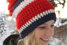 ✿ Crochet Beanies & Hats ✿