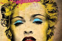 Madonna / Fan incodicional de #madonna .... Creo que se merecía un board exclusivo