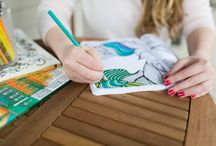 Coloring Pages for Grown Ups / Coloring