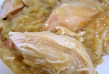 Recipes / Slow cooker chicken