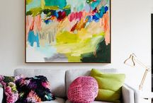 Decorating with vibrant color