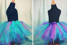 Baletní sukýnka
