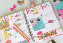 girly diary ideas
