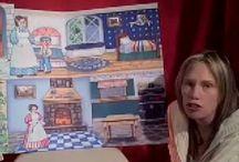 Felt Board Children's Stories / Cullen's Abc's DIY Online Preschool at CullensAbcs.com