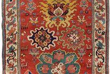 alfombras antiguas