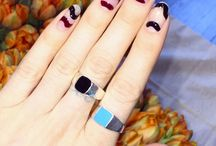 Nails Manis / Interesting nails and manicures