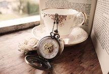 Tea Time / Tea stuff