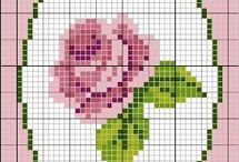 Cross stitch dreams / Everything I want to try