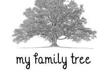 My Family Tree / Genealogy