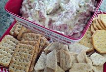 Dips and appetizers  / by Barbara Armola