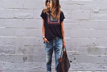 Outfit Baggy Jeans