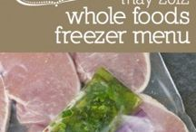 Freezer Meals / by Lynelle Frasher