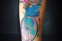 Bike + Tattoo