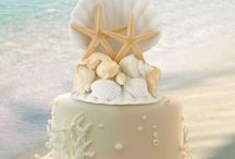 Wedding Cake Toppers / Traditionally wedding cake toppers depict the happy couple in wedding attire, today there are so many different designs including doves and hearts.