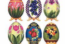 Faberje  ve yumurtalar