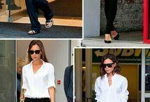 Victoria Beckham  estilo