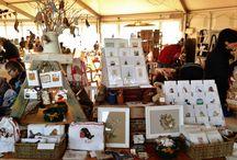 ...tweseldown artisan market...