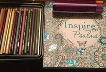 Inspire Psalms Devotional