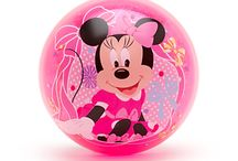 Stocking ideas for a 2 year old girlie girl / Lydia likes cars & trains but she also loves pink, sparkles, soft toys, dolls and Minnie Mouse. Here are some stocking ideas for a 2 year old girlie girl like Lydia