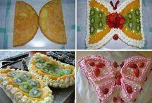 Pečenie: torty a tortičky