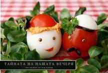 Kids food / by Кrокотак
