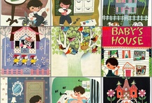 Mary Blair Inspiration / by Julie Rousculp