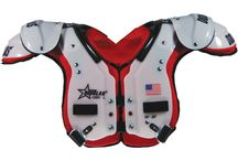 Douglas Custom Pro Shoulder Pads / Douglas Custom Pro Shoulder Pads
