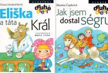 Dětské knihy 7+