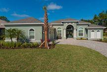 Palm Coast Model / Model Homes, Customer Homes, Home Decor Ideas, Floorplans, Layout of Homes, Dream Homes, Interior Design