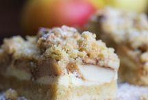 Apfel-Cheesecake
